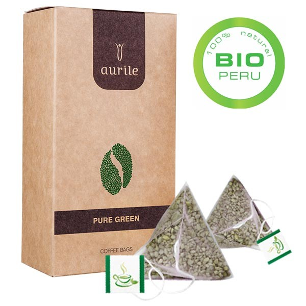 AURILE KAFFEE PURE GREEN