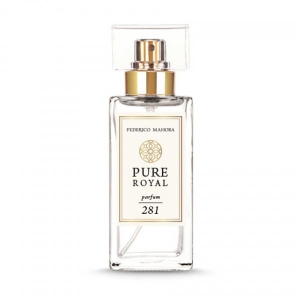 PURE ROYAL PARFUM 281 by FEDERICO MAHORA