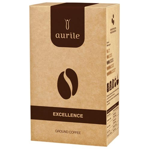 Aurile Excellence Kaffee 250g